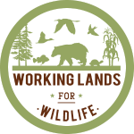 working lands for wildlife logo