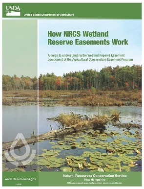 How to get Wetland Reserve Easement