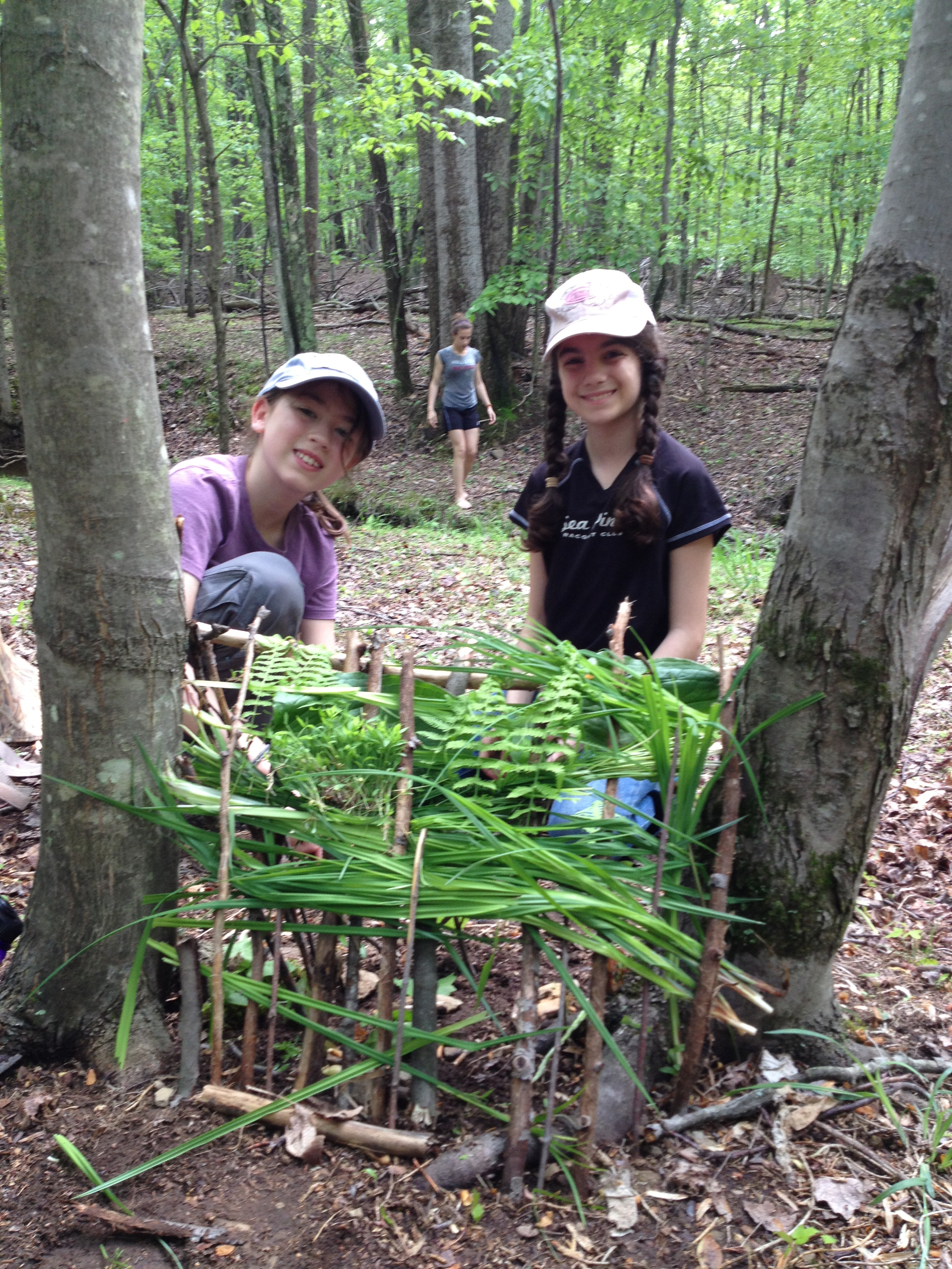 Rolling Ridge is a learning ground for kids and adults to connect with nature via community programs and naturalist classes. Photo courtesy of Linda DeGraf.