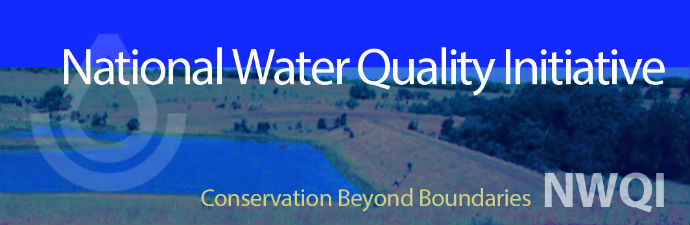 National Water Quality Graphic Head