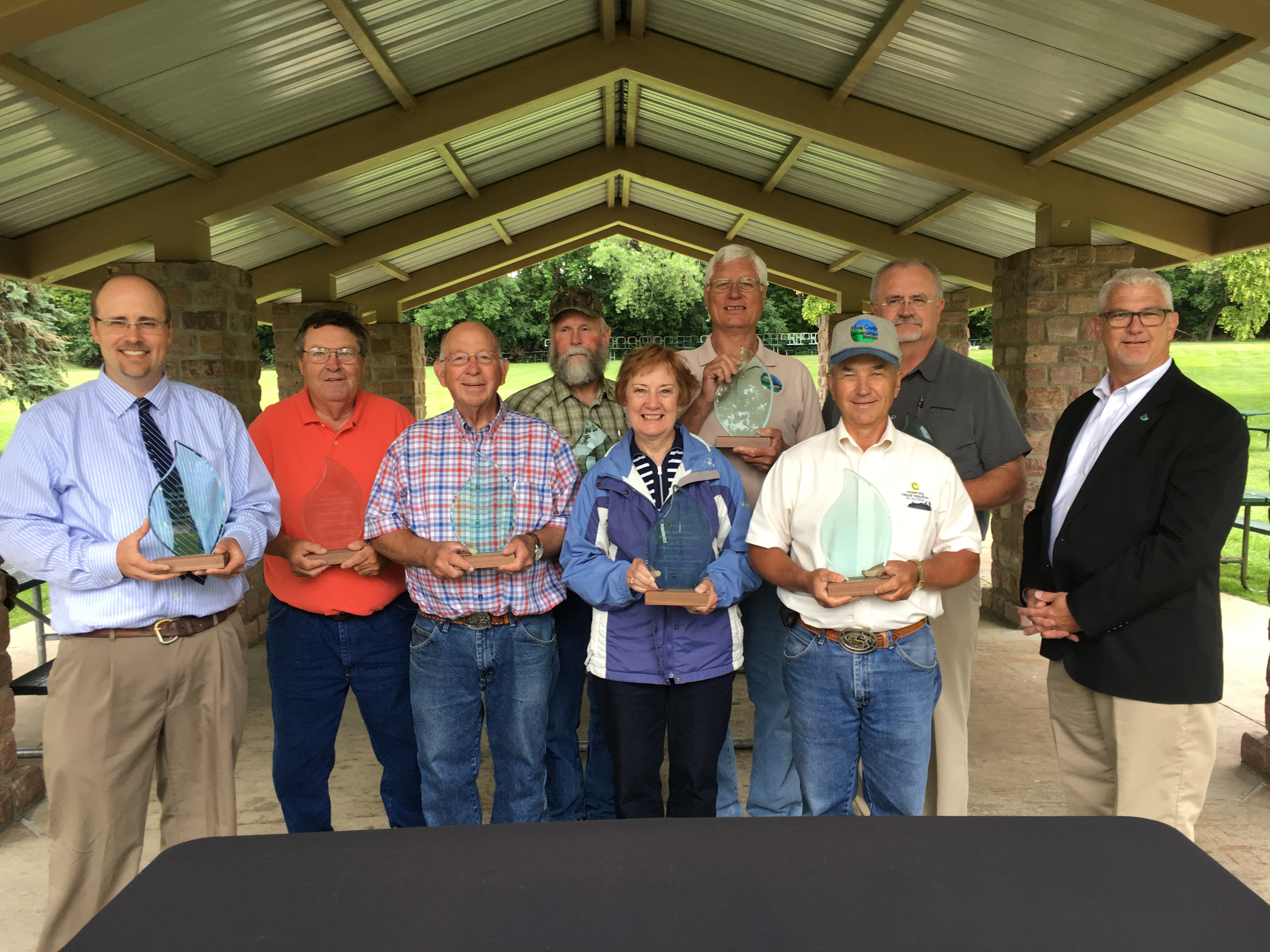 Big Sioux River Watershed Partnership Awarded for Conservation Efforts