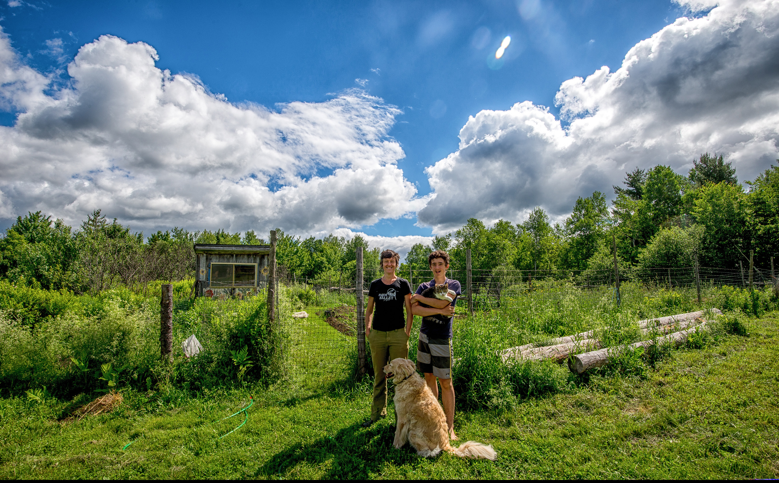 #Fridaysonthfarm: Vermont's Farm to Ballet Project Web Photo 2