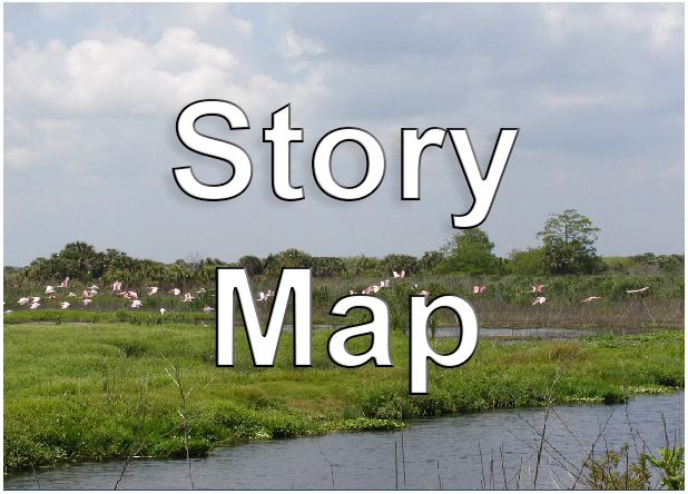CEAP Wetlands Story Map