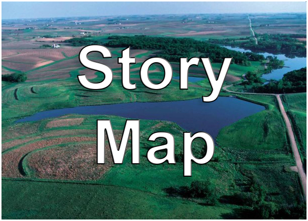 CEAP Watersheds Story Map