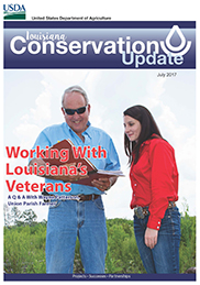 July 2017 Conservation Update Cover