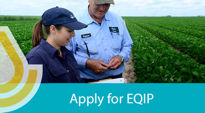 Apply for EQIP