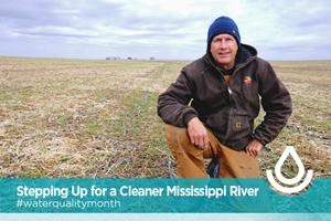 Stepping Up for a Cleaner Mississippi River Thumbnail