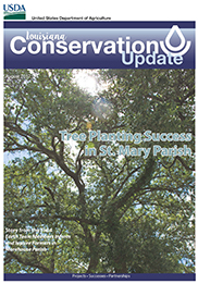 August 2017 Conservation Update Cover