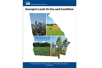 Georgias Land Use Cover