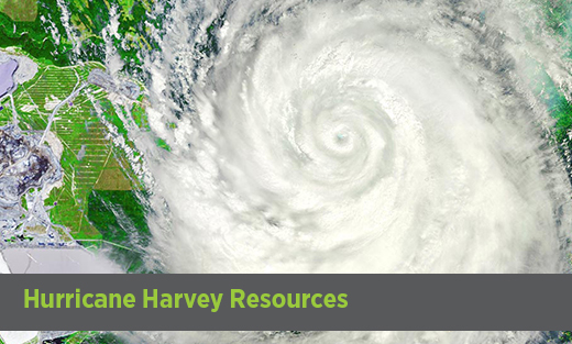 Hurricane Harvey Resources 2017