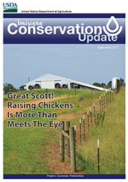 September 2017 Conservation Update Cover