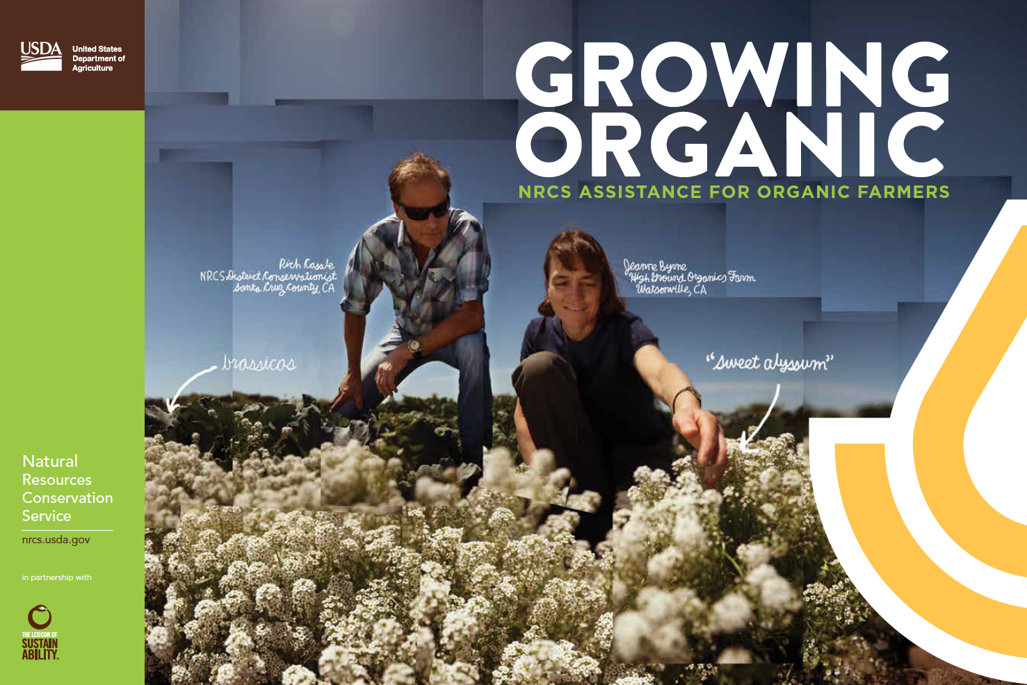 Growing Organic booklet