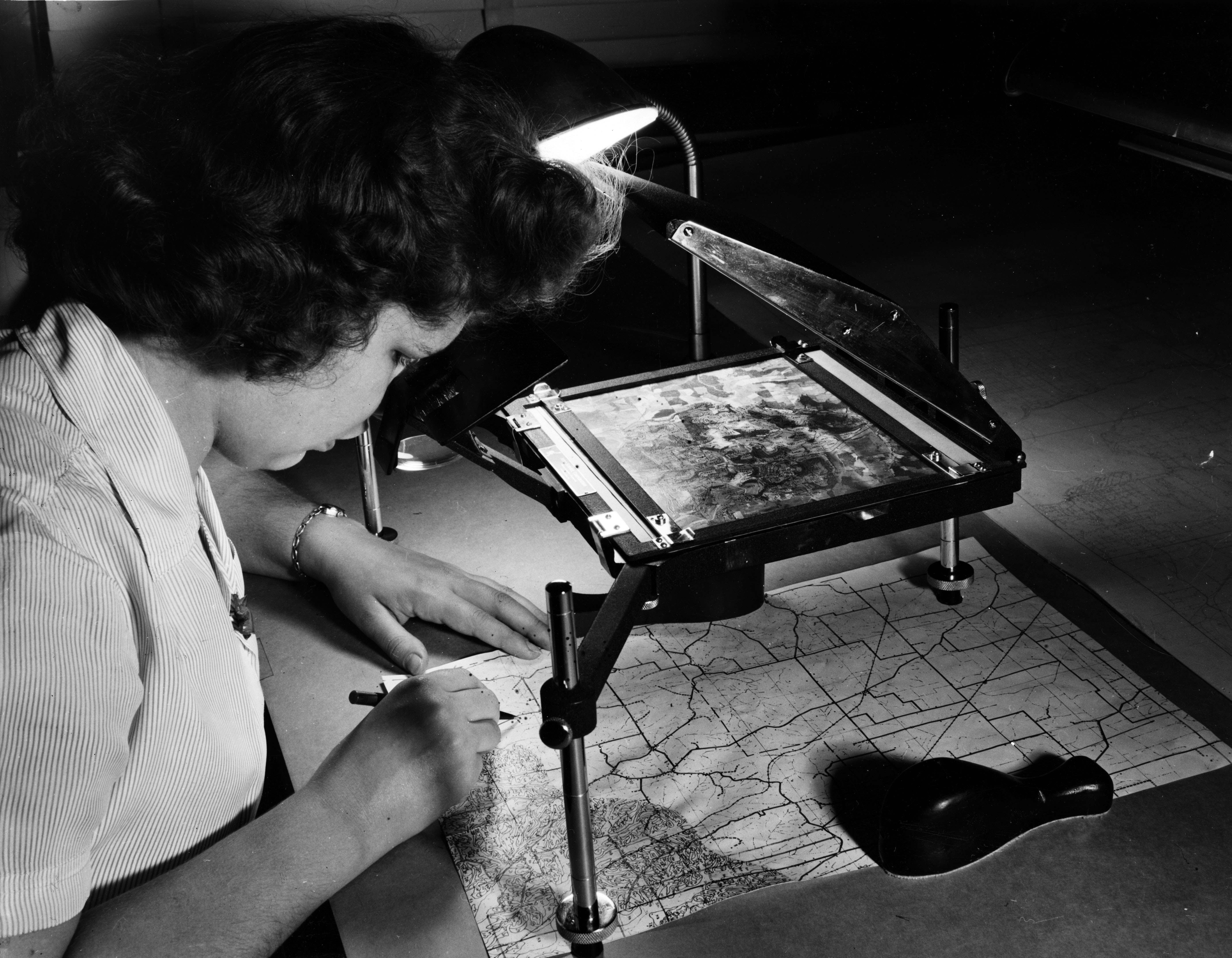 Modern soil surveys began in Duplin County in 1959. They included the use of aerial photography and mapping to develop more accurate and useful soil maps.