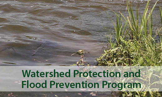 Watershed Protection and Flood Prevention Program