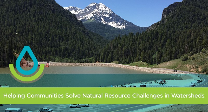Helping communities solve natural resource challenges in watersheds.