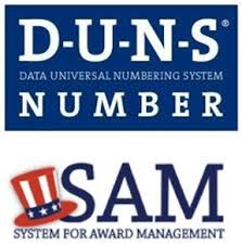 Data Universal Numbering System and System for Award Management