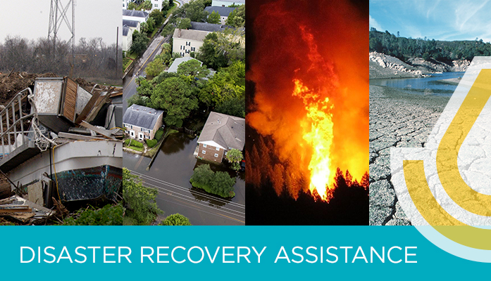 Disaster Recovery Header