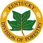 u of kentucky division of forestry logo