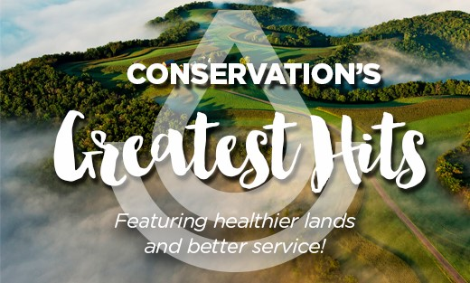 Conservation's Greatest Hits