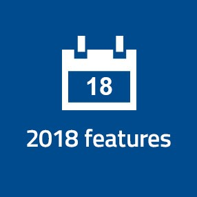 2018 Features Button