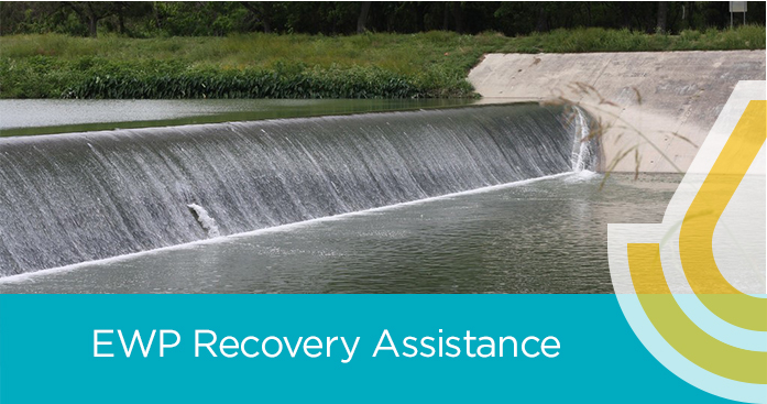 Image of the Emergency Watershed Protection Program Recovery Assistance Picture