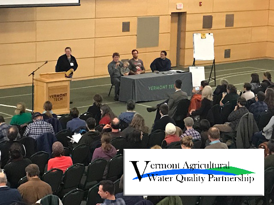 Farmer Panel at the VAWQP meeting