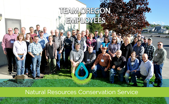 NRCS Oregon Information for Employees