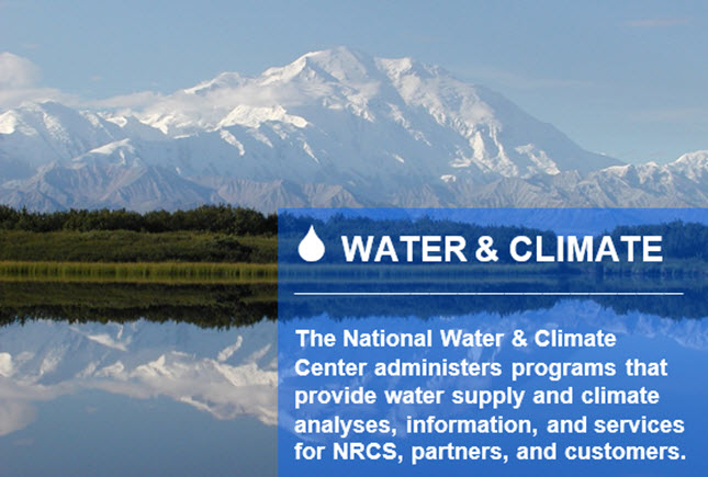 National Water & Climate Center