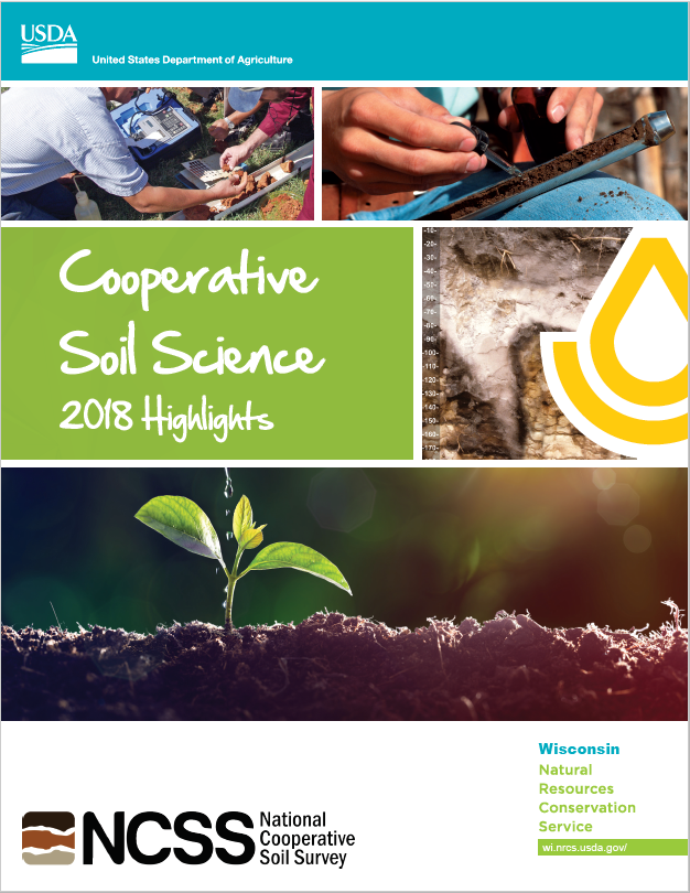 2018 Cooperative Soil Science