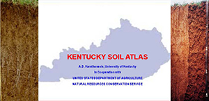 thumbnail of atlas of kentucky soils cover