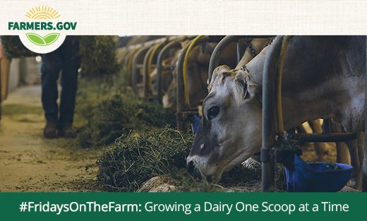 FOTF Growing a Dairy One Scoop at a Time