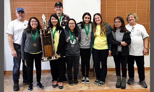 CA Envirothon 2018 home page