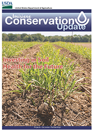 April 2018 Conservation Update Cover