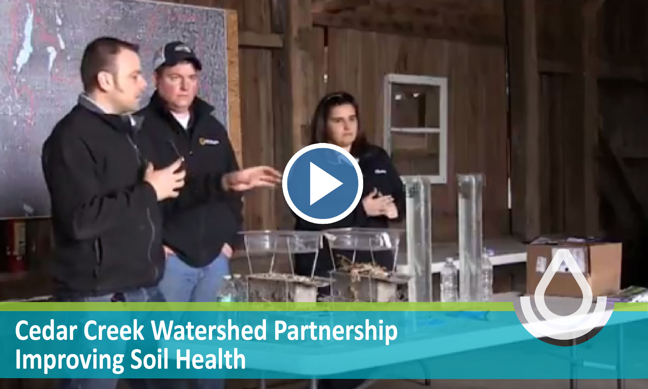 Soil Health - Cedar Creek Watershed Video