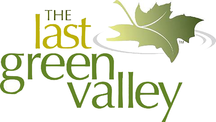 Logo for The Last Green Valley