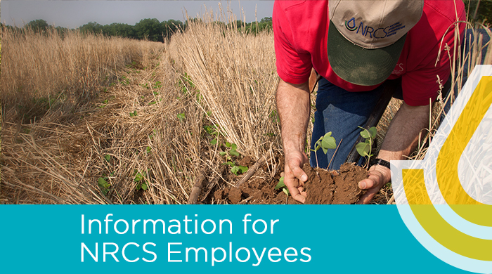 NRCS Employees 2018 - information for employees