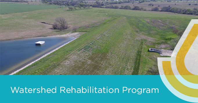 Image of the Watershed Rehabilitation Program header