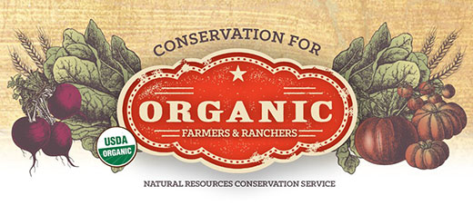 NRCS NEW Organics Website