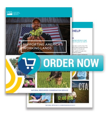 Supporting America's Working Lands Brochure - Download
