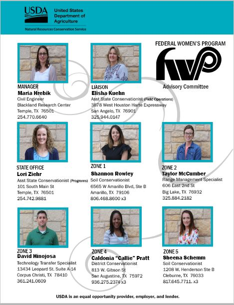 FWP Advisory Committee Poster FY18