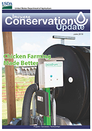 June 2018 Conservation Update Cover