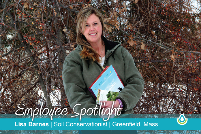 Employee Spotlight: Lisa Barnes