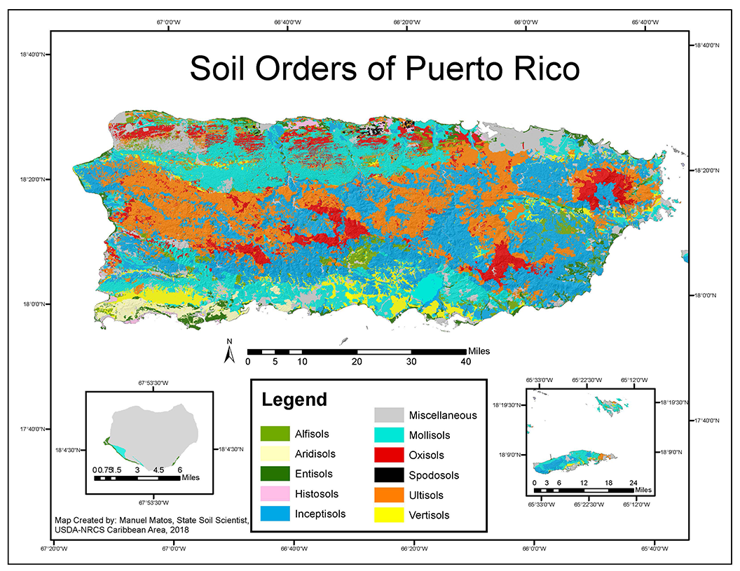 Soils Nrcs Caribbean Area - Map-of-us-virgin-islands-and-puerto-rico