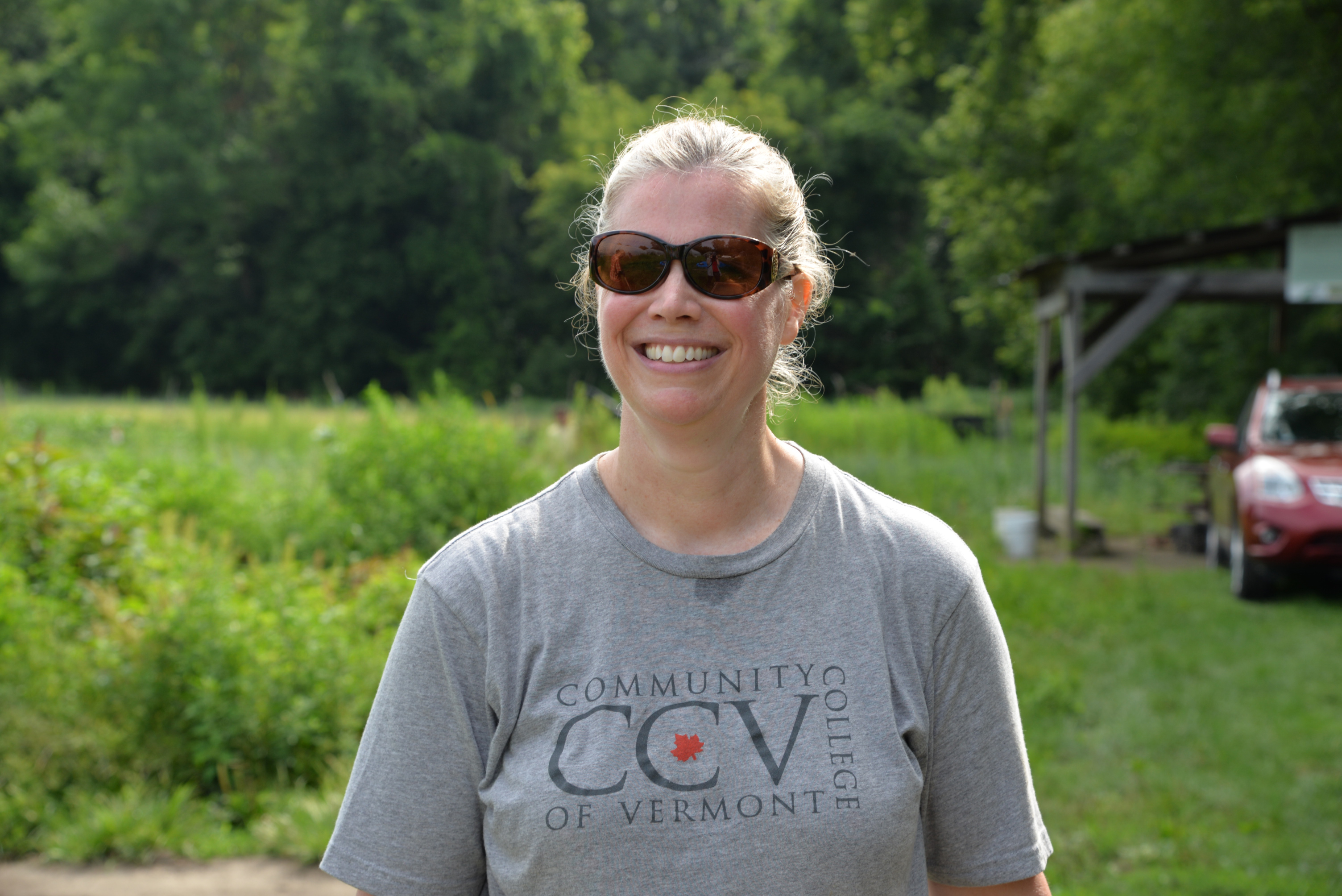 Earth Team Volunteer Vicki Shepard is a lifelong resident of Brandon, Vermont.