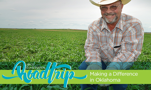 Making a difference in Oklahoma