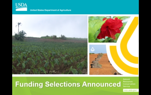 Funding Selections Announced.