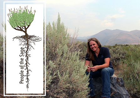 People of the Sage Profile of NRCS Nevada's Leah Mori