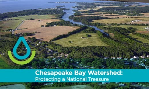 NRCS Unveils Conservation Strategy to Improve Health of Chesapeake Bay Watershed