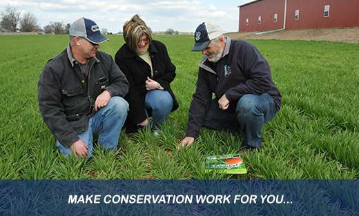 USDA Encourages Farmers to Apply for Conservation Assistance