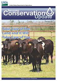 August 2018 Conservation Update Cover